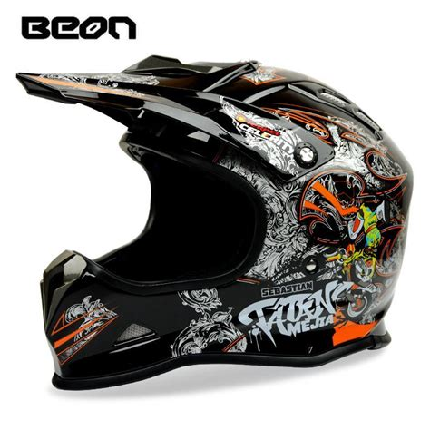 BEON Mx 16 Motocross Helmet Atv Off Road Racing Helmets ...