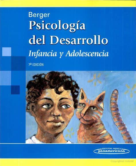 Berger. Psicologia del Desarrollo   pdf Docer.com.ar
