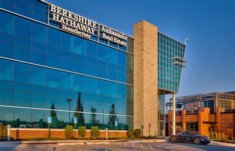 Berkshire Hathaway Corporate Office Headquarters ...