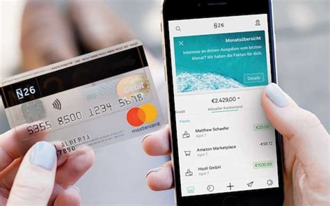 Berlin challenger bank N26 launches first accounts in the UK