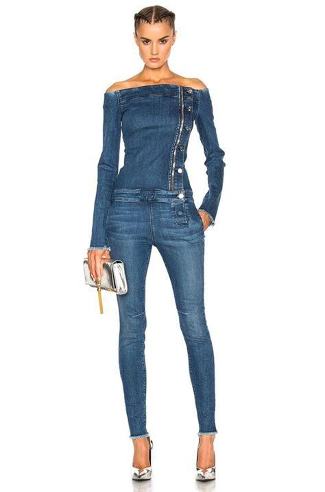 Best 25+ Blue jean jumpsuit ideas on Pinterest | Blue jean ...