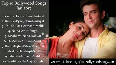 Best and Latest Bollywood Songs 2017 January 2017 New ...