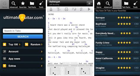 Best Android apps for guitarists and guitar players ...