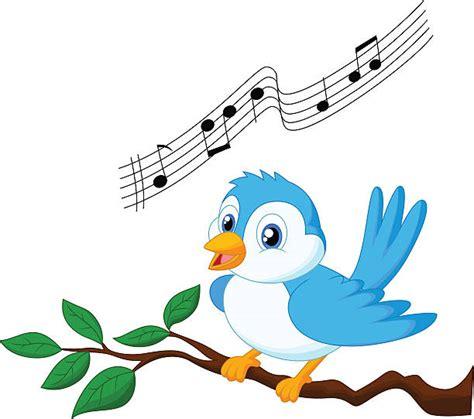 Best Bird Singing Illustrations, Royalty Free Vector ...