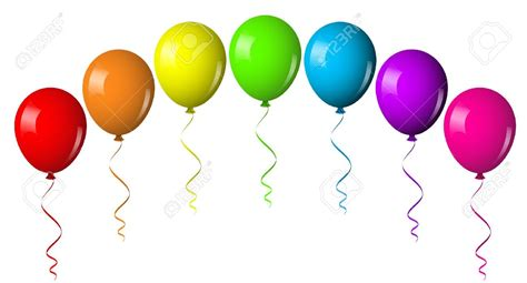 Best Birthday Balloons Clipart #27316   Clipartion.com