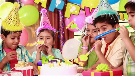 Best Birthday Party Ideas For Kids   DholDhamaka Celebration