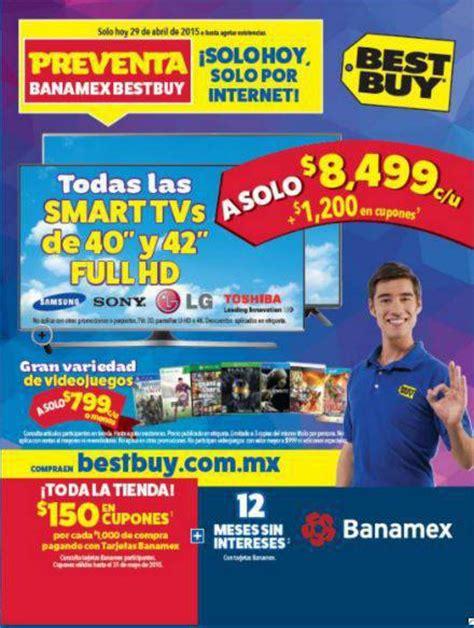 Best Buy: Preventa Azul Online Banamex $150 en Cupones por ...