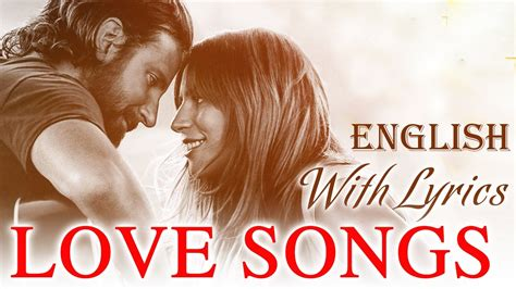 Best English Love Songs With Lyrics   Greatest Hits Old ...