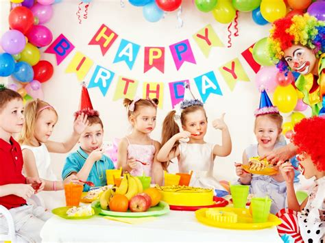 Best Game Ideas for Kids Birthday Party