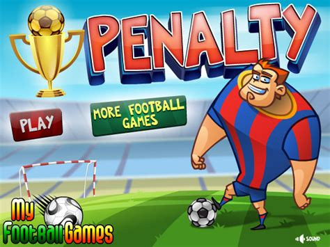 Best Games Ever   Penalty Kick   Play Free Online