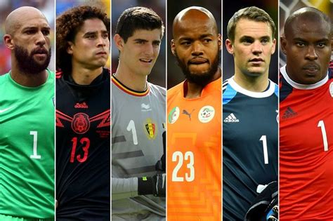 Best goalkeeper of the World Cup? Vote for Ochoa, Enyeama ...