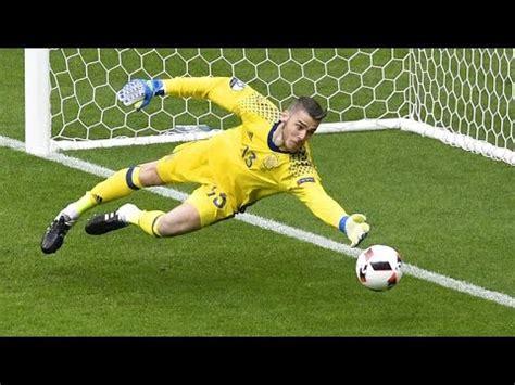Best Goalkeeper Saves Euro 2016   YouTube