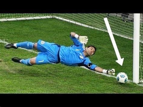 Best Goalkeeper Saves Ever   YouTube