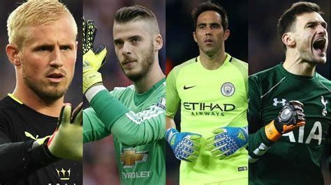 Best Goalkeeper Saves in the Barclays Premier League 2016 ...