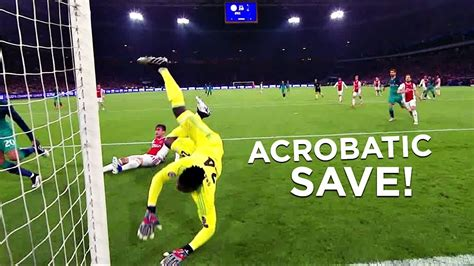 Best Goalkeeper Saves • Champions League 2019 | HD   YouTube