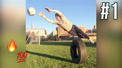 Best Goalkeeper Training Vines #1   YouTube