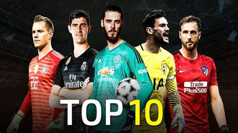 Best goalkeepers in the world for 2019 – Myphonefootball