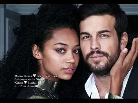 Best Interracial Couple Mario Casas  Berta Vazquez   Tu ...