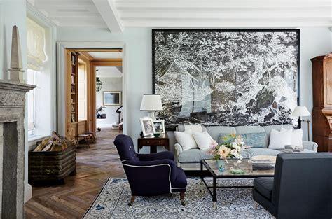 Best Living Rooms in Vogue—Photos   Vogue