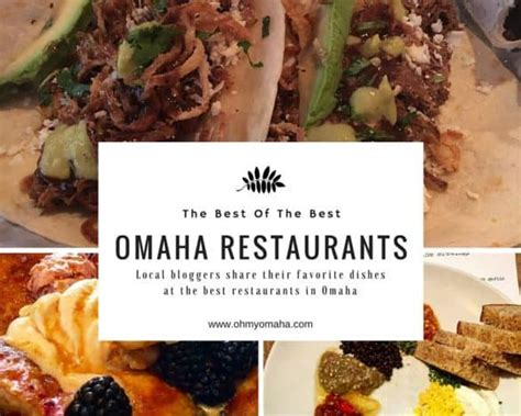 Best Local Restaurants In Omaha | Best Restaurants Near Me