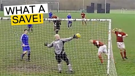 Best Non League Goalkeeper Saves Ever   YouTube
