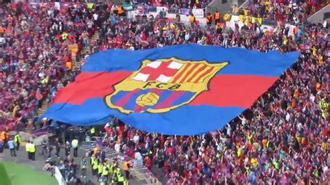 BEST OF FC Barcelona Fans [HD]    2016   YouTube