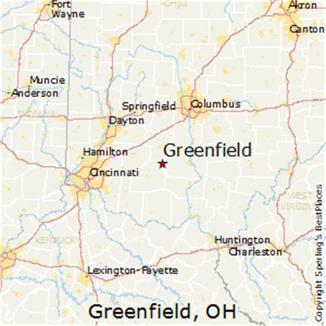 Best Places to Live in Greenfield, Ohio