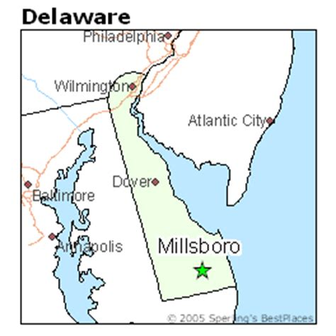 Best Places to Live in Millsboro, Delaware