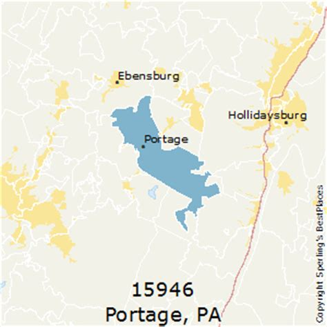 Best Places to Live in Portage  zip 15946 , Pennsylvania