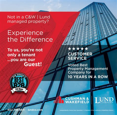 Best Property Management Company by B2B : Lund Company
