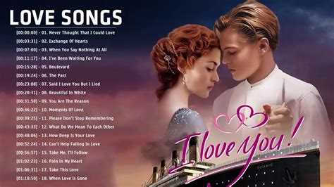 Best Romantic Songs Love Songs Playlist 2019 Great English ...