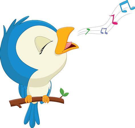 Best Singing Bird Illustrations, Royalty Free Vector ...