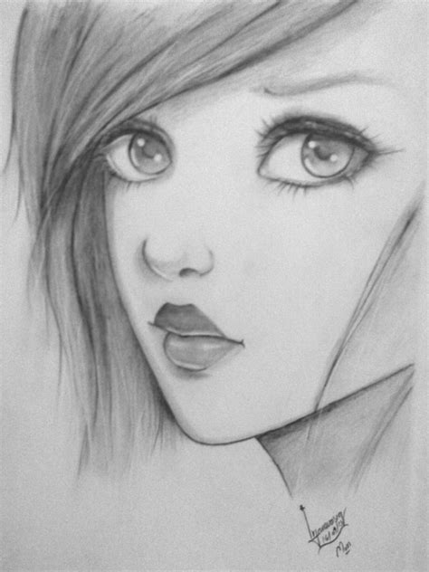 Best Sketches For Beginners | Pencil sketches easy, Easy ...