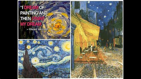 Best Van Gogh Quotes & Famous Van Gogh Paintings   YouTube