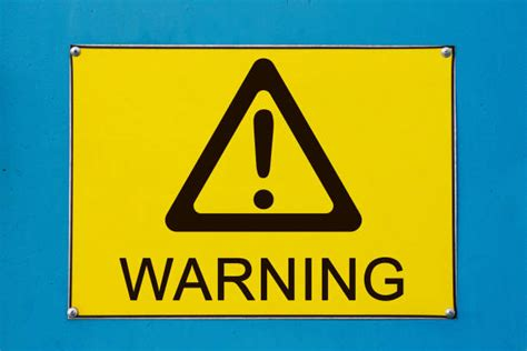 Best Warning Symbol Stock Photos, Pictures & Royalty Free ...