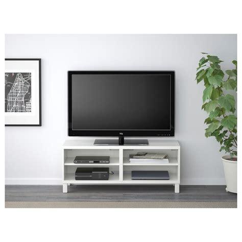 BESTÅ Mueble TV, blanco, 120x40x48 cm   IKEA