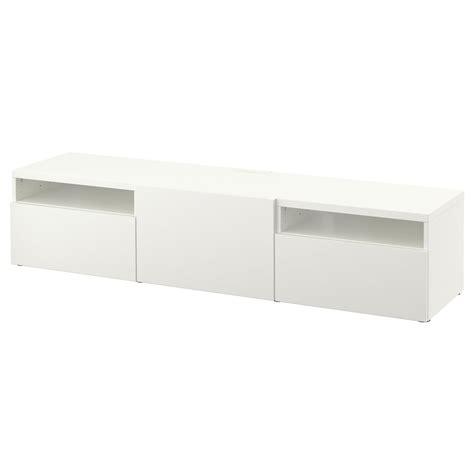 BESTÅ Mueble TV   blanco, Lappviken blanco   IKEA