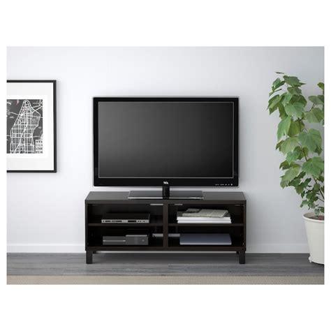 BESTÅ Mueble TV   negro marrón   IKEA