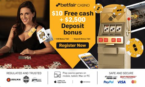 Betfair Casino Promo Code 2020   NJ Players Only   Tested ...
