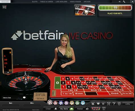 Betfair Roulette Review   Virtual and Live Dealer Games
