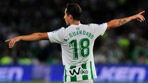 Betis: 2018, el año de Andrés Guardado | Marca.com