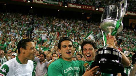 Betis: El Betis dará al Calderón una especial y bonita ...