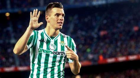 Betis : Giovani Lo Celso dévoile les raisons de son niveau ...