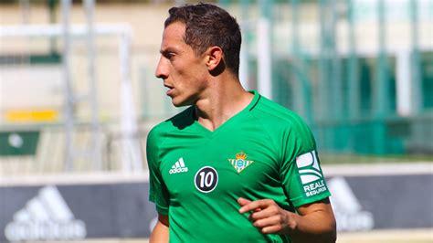 Betis: Guardado, con el  10  de Ceballos | Marca.com