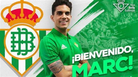 Betis: Oficial: Marc Bartra, nuevo jugador del Betis ...