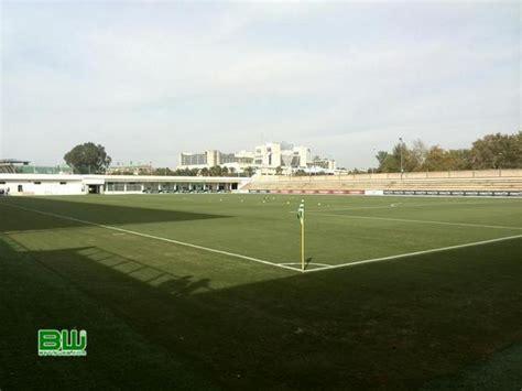 BETISWEB.com on Twitter:  Estamos en la Ciudad Deportiva ...