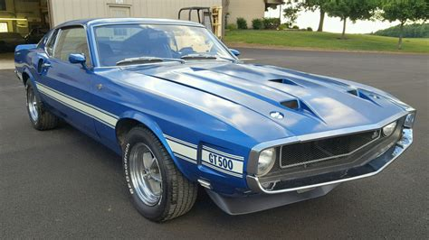 BF Exclusive: 1969 Shelby GT500