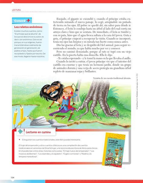 Biarea sociales lengua 5 nacion 2014 print by María ...