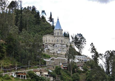 Biblián: Santuario de la Virgen del Rocío | The Santuario ...