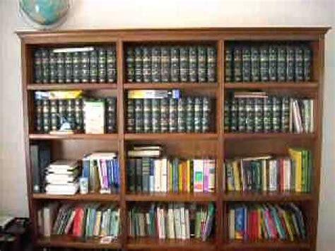 Biblioteca Madera. Excelente #98   YouTube